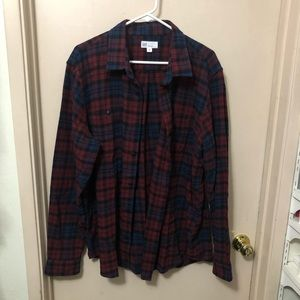 Men's Flannel Gap brand